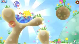In game image of Aqua Panic! on the Nintendo Wii.