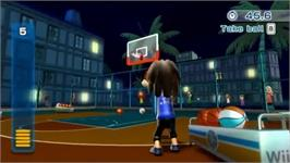 In game image of Wii Sports Resort on the Nintendo Wii.
