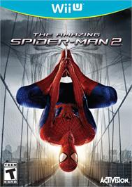 Box cover for Amazing Spider-Man 2, The on the Nintendo Wii U.