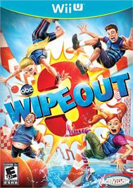 Box cover for Wipeout 3 on the Nintendo Wii U.