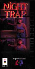 Box cover for Night Trap on the Panasonic 3DO.