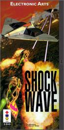 Box cover for Shock Wave: Operation Jumpgate on the Panasonic 3DO.