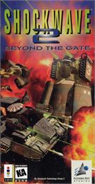 Box cover for Shock Wave 2: Beyond the Gate on the Panasonic 3DO.