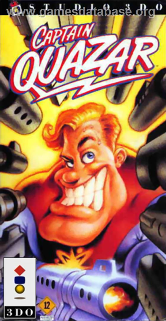 game of the week for 4 14 2014 is captain quazar 3do