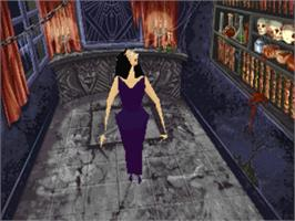 In game image of Alone in the Dark 2 on the Panasonic 3DO.