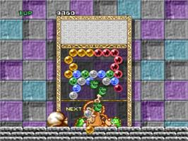 In game image of Bust a Move on the Panasonic 3DO.