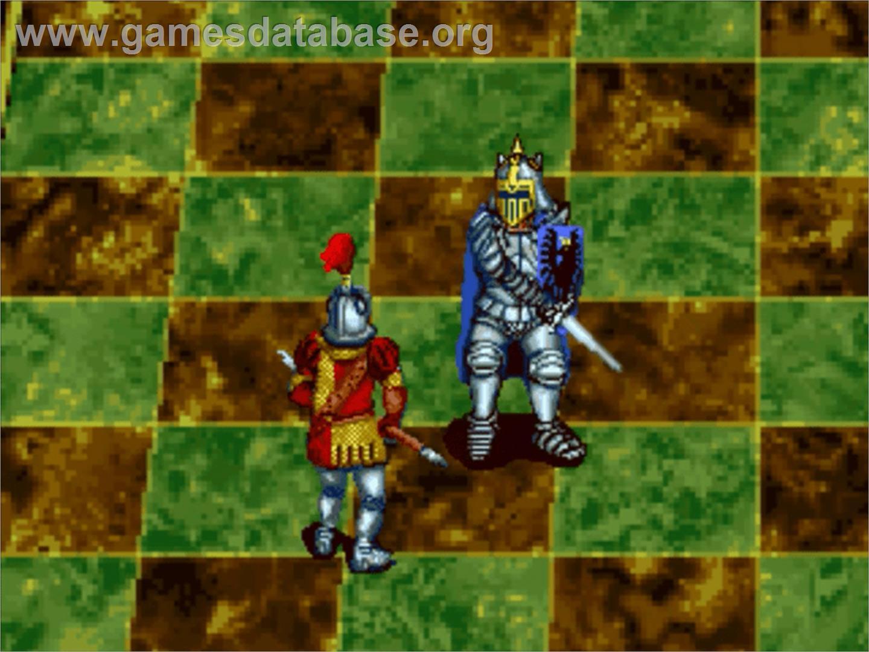 Battle chess panasonic 3do games database for Battle chess