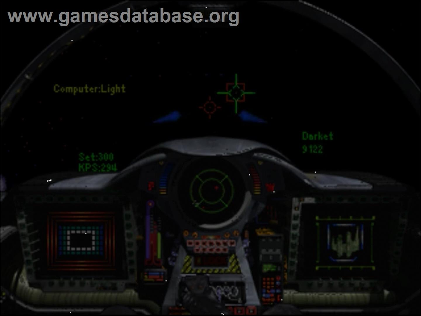 image of Wing Commander III: Heart of the Tiger on the Panasonic 3DO
