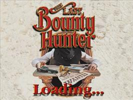 Title screen of Last Bounty Hunter on the Panasonic 3DO.