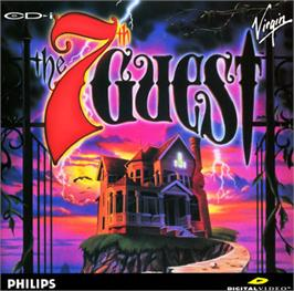 Box cover for 7th Guest on the Philips CD-i.