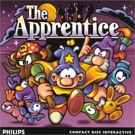 Box cover for Apprentice on the Philips CD-i.