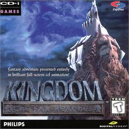 Box cover for Kingdom: The Far Reaches on the Philips CD-i.