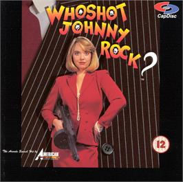 Box cover for Who Shot Johnny Rock? v1.6 on the Philips CD-i.