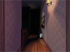 In game image of 7th Guest on the Philips CD-i.