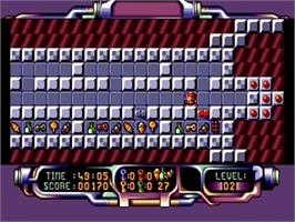 In game image of Dimo's Quest on the Philips CD-i.
