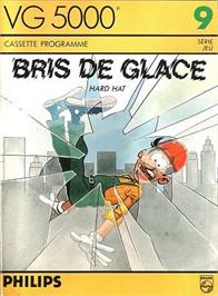 Box cover for Bris de Glace on the Philips VG 5000.