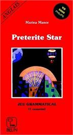 Box cover for Preterite Star on the Philips VG 5000.