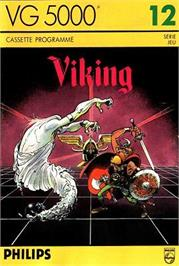 Box cover for Viking on the Philips VG 5000.
