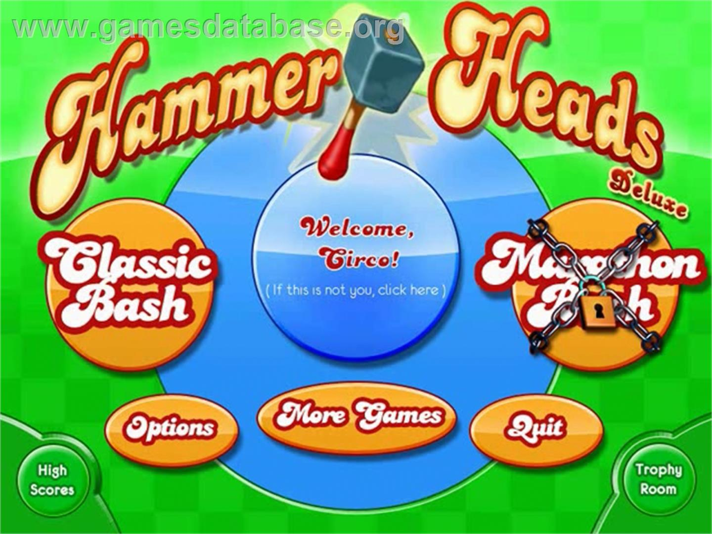 hammer heads 2 game