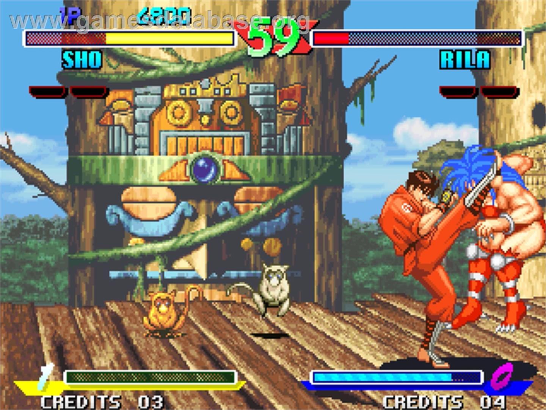 Breakers - SNK Neo-Geo AES - Games Database1440