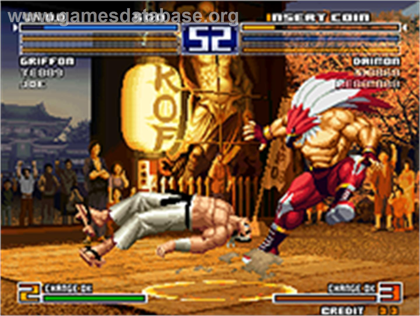 the king of fighters 2001 the king of fighters neowave arcade the king