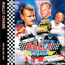 Box cover for Rally Chase on the SNK Neo-Geo CD.