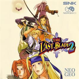 Box cover for The Last Blade 2: Heart of the Samurai on the SNK Neo-Geo CD.