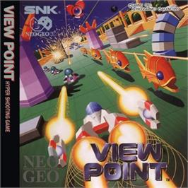 Box cover for Viewpoint on the SNK Neo-Geo CD.