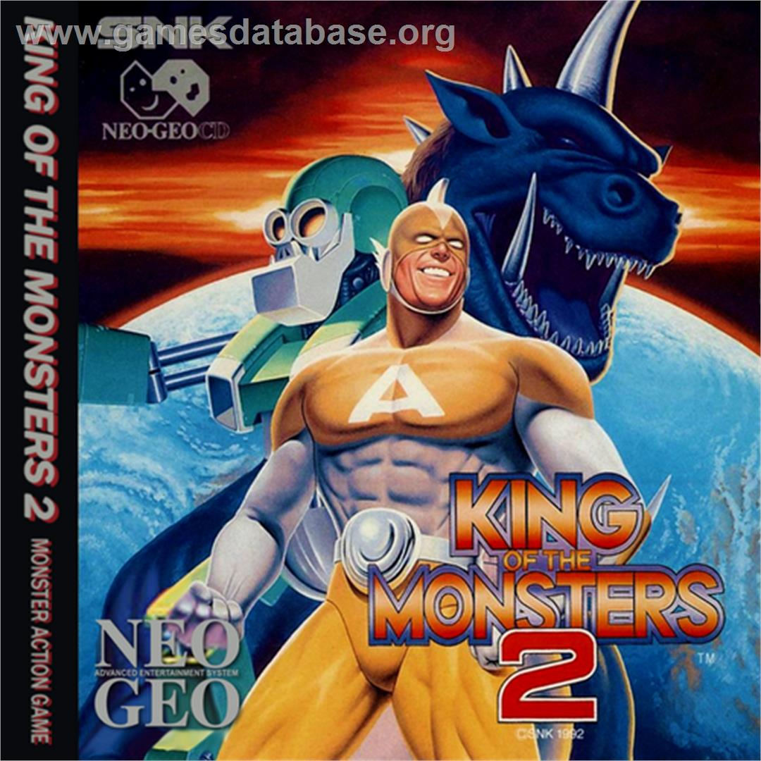 for King of the Monsters 2: The Next Thing on the SNK Neo-Geo CD