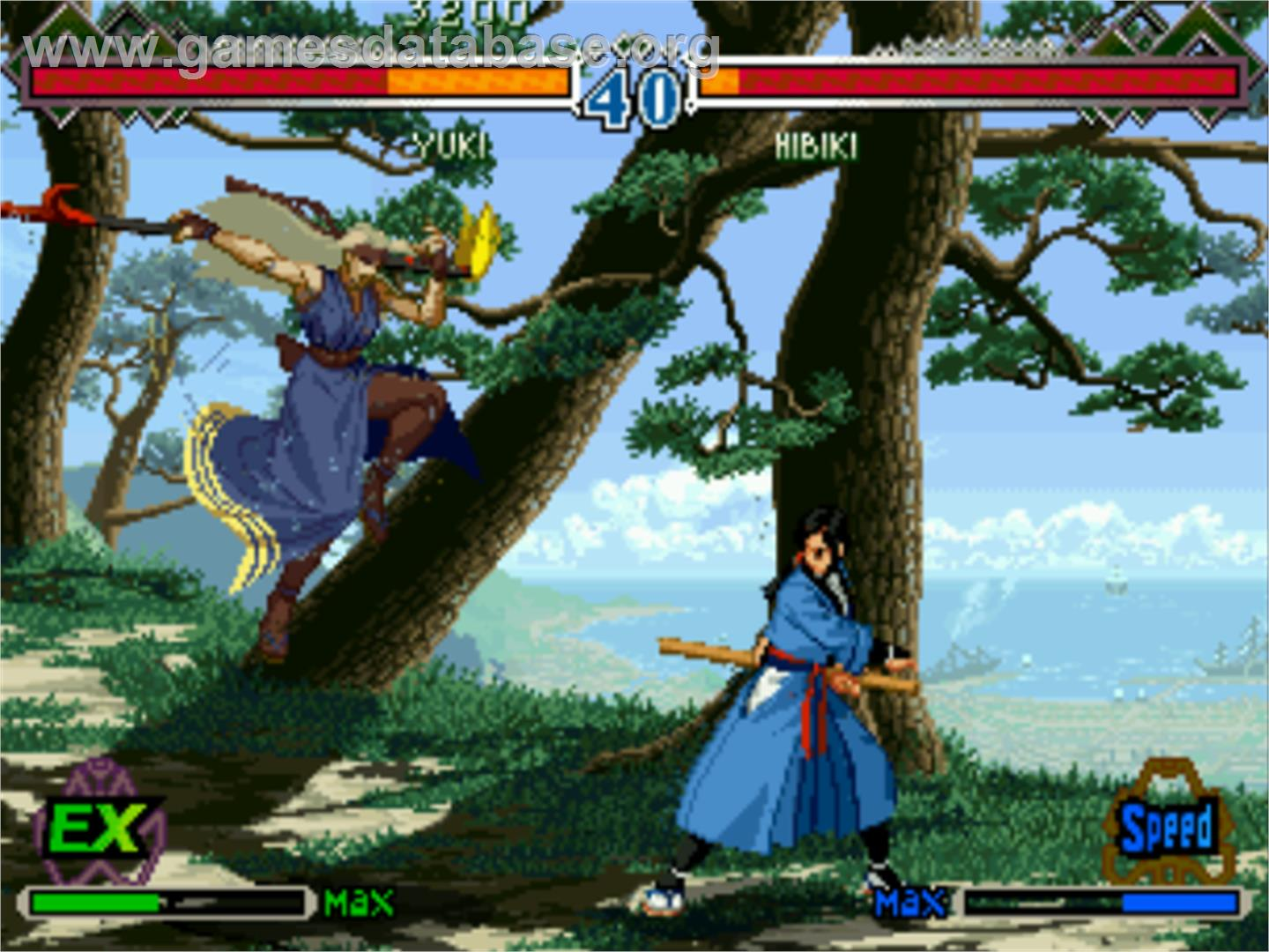 image of The Last Blade 2: Heart of the Samurai on the SNK Neo-Geo CD