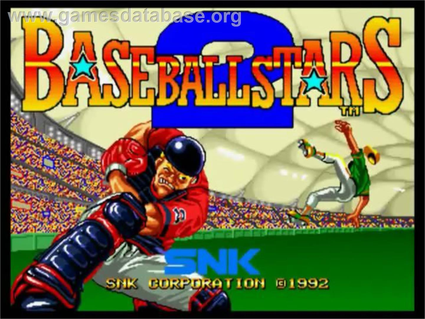 baseball stars be a champ arcade baseball stars professional video