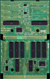 Printed Circuit Board for Over Top.