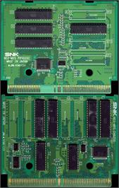 Printed Circuit Board for Zed Blade.