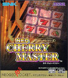 Box cover for Real Casino Series: Neo Cherry Master on the SNK Neo-Geo Pocket.