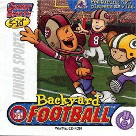 Box cover for Backyard Football on the ScummVM.