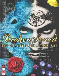 Box cover for Broken Sword: The Shadow of the Templars on the ScummVM.