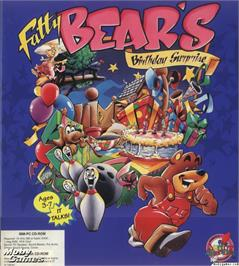 Box cover for Fatty Bear's Birthday Surprise on the ScummVM.