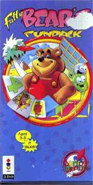 Box cover for Fatty Bear's Fun Pack on the ScummVM.