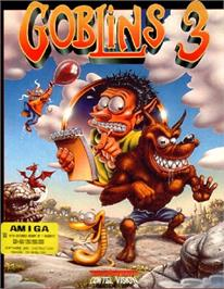 Box cover for Goblins Quest 3 on the ScummVM.