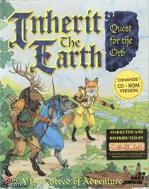 Box cover for Inherit the Earth: Quest for the Orb on the ScummVM.