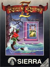 Box cover for King's Quest II: Romancing the Throne on the ScummVM.