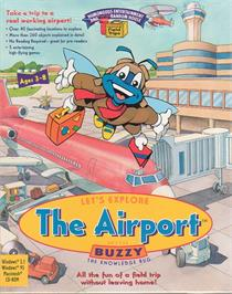 Box cover for Let's Explore the Airport with Buzzy on the ScummVM.