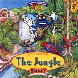 Box cover for Let's Explore the Jungle with Buzzy on the ScummVM.