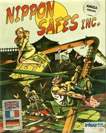Box cover for Nippon Safes, Inc. on the ScummVM.