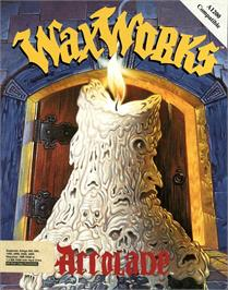 Box cover for Waxworks on the ScummVM.