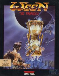 Box cover for Ween: The Prophecy on the ScummVM.