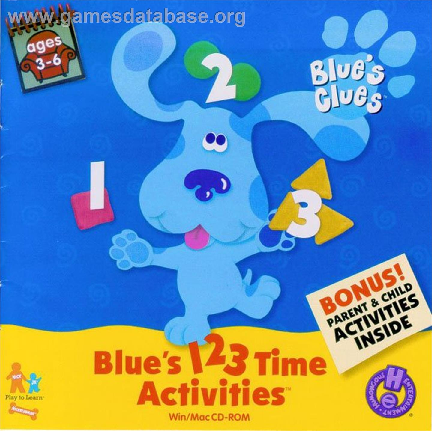 blues clues games images reverse search