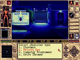 In game image of Elvira 2 on the ScummVM.