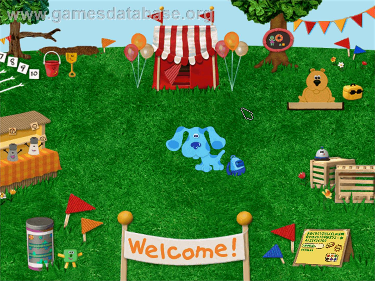 Blues Clues Pc Game Download