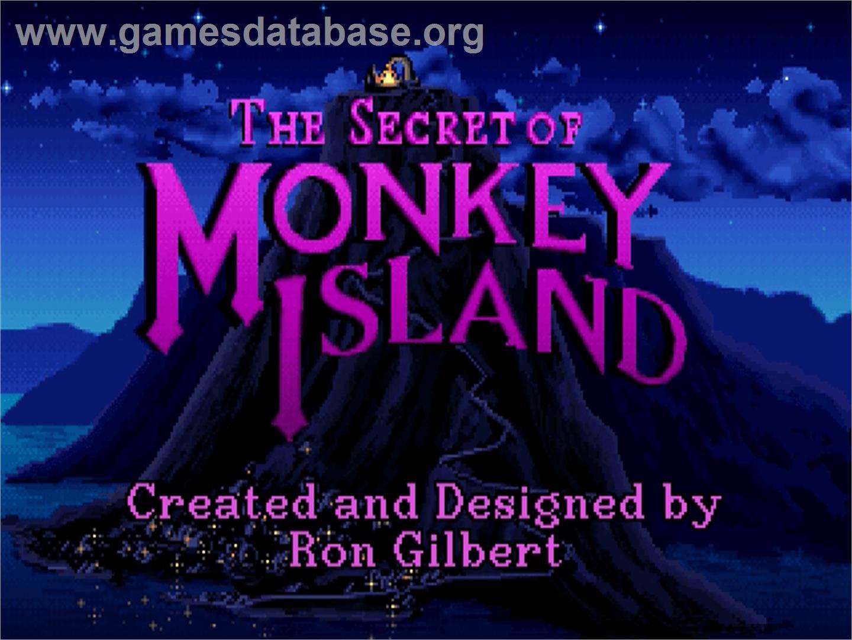 Big Fish Secret Of Monkey Island